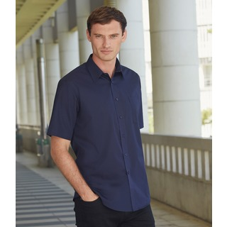 Fruit Loom S/S Poplin Shirt