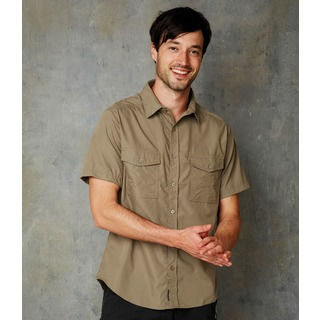Crag. Kiwi Short Sleeve Shirt