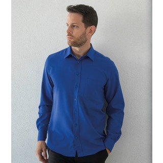 Henbury L/S Wicking Shirt
