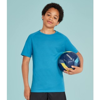 SOLS Kids Sporty T-Shirt - Aqua - 6yrs