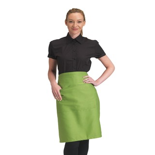 Dennys Poly. Waist Apron with Pkt