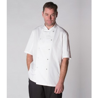 AFD S/S ThermoCool Chefs Jkt