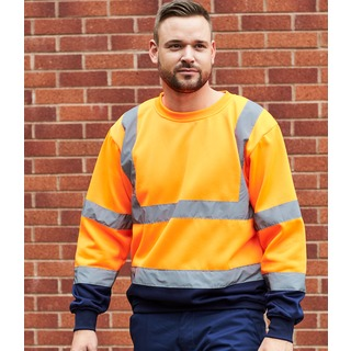 Portwest Hi-Vis 2 Tone Sweat