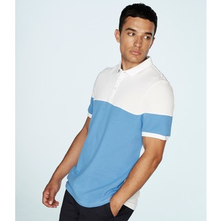 Front Row Cont. Stretch Polo