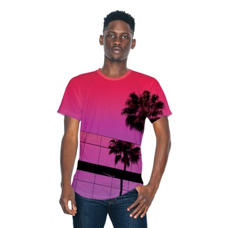 A. A. Unisex Sublimation T