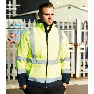 Warrior Iowa High Vis Softshell
