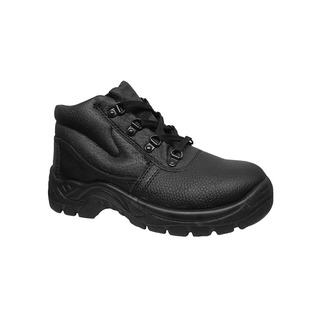 Warrior Steel Toe Chukka Boot
