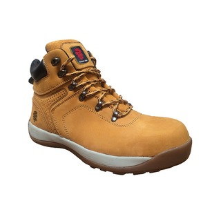 Warrior Nubuck Hiker Boot