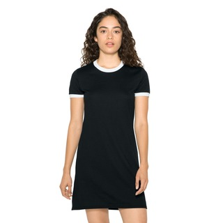A. A. Lds P-C Ringer T Dress