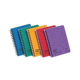 Notemaker Notepad A6 Assorted Colours A (10 Pack) 482/1138Z