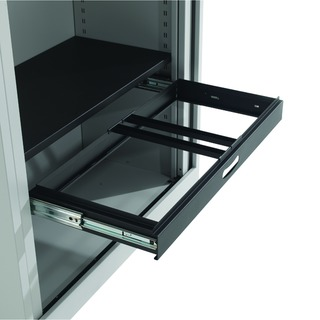 alos Side Opening Tambour Filing Frame