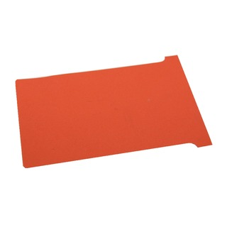 Size 3 Red T-Card (100 Pack) 32
