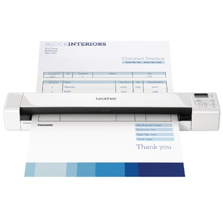 DS-820W Portable Document Scanner Wireless White DS820WZ1