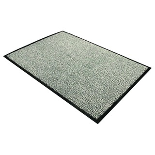 Black and White Dust Control Door Mat 900x1500mm 49150DCBWV