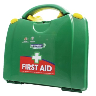 Green Box 10 Person First Aid Kit 10022