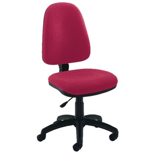 High Back Operator Claret Chair