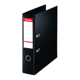 Esselte Polypropylene A4 75mm Black Lever Arch File (10 Pack) 4
