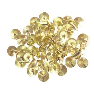 Brass Drawing Pins 9.5mm (1000 Pack)