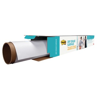 Super Sticky White Dry Erase Film Roll 15.24 x 1.21m DEF50X4-EU