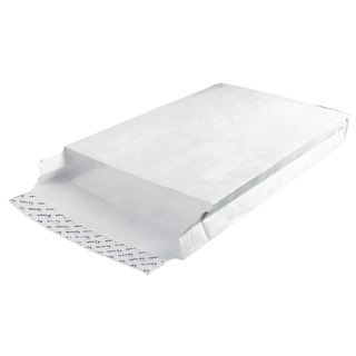 381 x 254 x 50mm Peel and Seal White Gusset Envelope (100 Pack) 757224