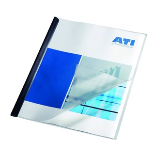 Report Cover A3/A4 Folded Gloss Opaque (50 Pack) 2939/
