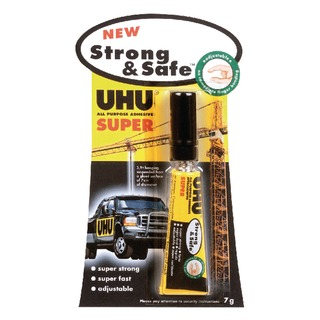 All Purpose Strong and Safe Super Adhesive 7g (12 Pack)