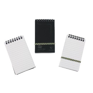 Black Minor / Pocket Notepad (10 Pack) 301