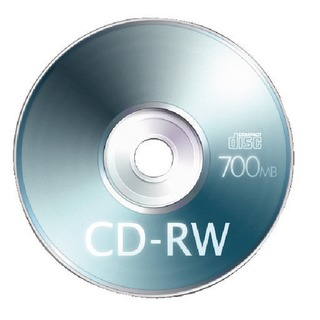 CD-RW Slimline Jewel Case 80mins 700MB