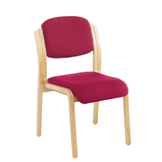 Reception Side Chairs Claret