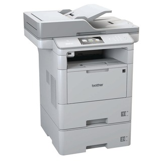 Mono Multifunction Laser Printer MFC-L6800DWT Grey MFC-L6800DWT