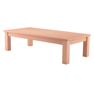 Beech Rectangular Reception Table 1100x600mm