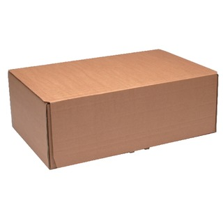 Brown 395x255x140mm Mailing Box (20 Pack) 4338325