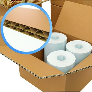 Double Wall 457x457x305mm Packing Carton (15 Pack) 59189