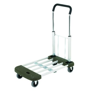 Blue Extendable And Folding Trolley 31516