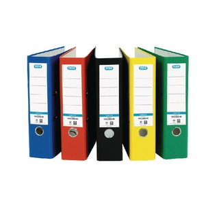 A4 Assorted Board Lever Arch Files (10 Pack) 100025220