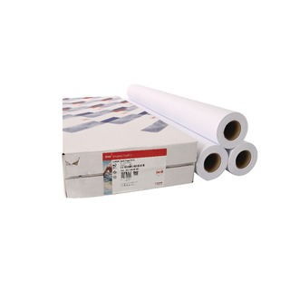 610mmx50m Uncoated Draft Inkjet Paper (3 Pack) 97003457