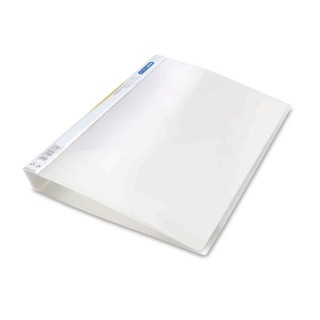 Executive Presentation Binder 4D Ring 25mm A4 Clear 08