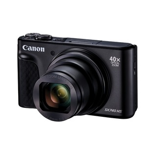 Powershot SX740 Black HS Camera