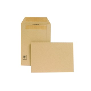 C5 Envelope 229 x 162mm 130gsm Manilla Self Seal (250 Pack)