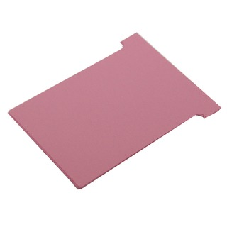 Size 2 Pink T-Card (100 Pack) 32
