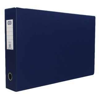 A3 70mm Blue Plastic Lever Arch File (2 Pack) 400008441