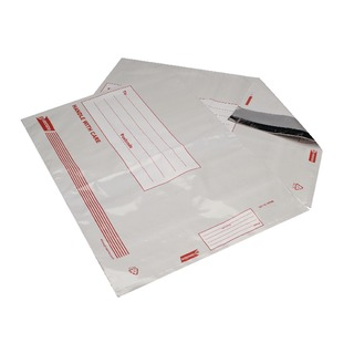 Secure Extra Strong Polythene Envelopes 165x240mm (25 Pack)