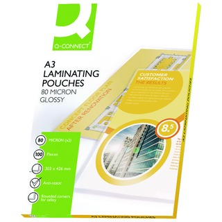A3 Laminating Pouch 160 Micron (100 Pack)
