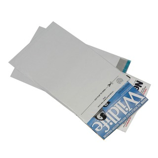 Secure 235 x 310mm Lightweight Polythene Envelope (Pack 100 Pack)