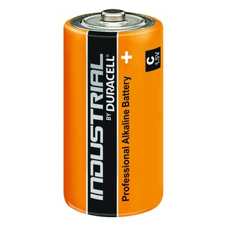 Industrial C Alkaline Batteries 81451925 (10 Pack)