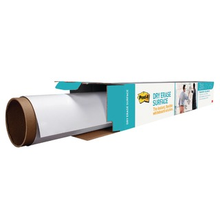 Super Sticky White Dry Erase Film Roll 1.219 x 1.829m DEF6X4-EU