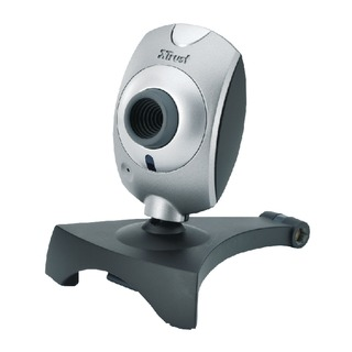 Primo Webcam Black/Silver 17405