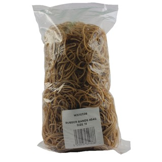 Size 18 Rubber Bands (454g Pack) 934