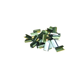 Open Metal Banding Seals (2000 Pack) PPSE-12-STEC