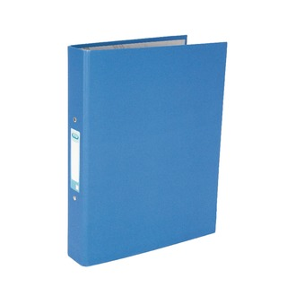 A4 Blue 25mm Paper Over Board Ring Binder (10 Pack) 40003349